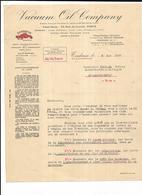 Haute Garonne 31 Toulouse VACUUM OIL COMPANY  Raffineries Paris - 1900 – 1949