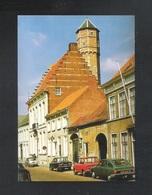 HULST - STEENSTRAAT MET STREEKMUSEUM   (NL 10552) - Hulst