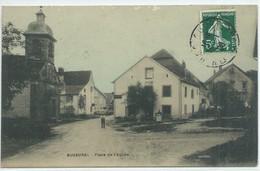 Bussurel-Place De L'Eglise - Francia