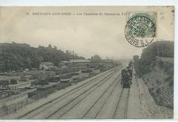 Brétigny-sur-Orge-Les Chantiers Du Chemin De Fer - Bretigny Sur Orge