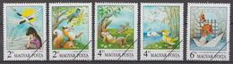 Hungary Specimen Set - Fairy Tales, Popular Stories & Legends