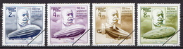 Hungary Specimen Set - Zeppelins