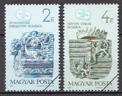 Hungary Specimen Set - Art