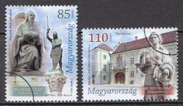 Hungary Specimen Pair - Holidays & Tourism