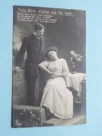 Mein Herz Schlägt Nur Für Dich ( 2997/4 ) Anno 1911 Chemnitz > Herstal ( See Photos ) ! - Militari