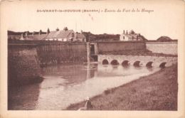 50-SAINT VAAST LA HOUGUE-N°T1068-A/0355 - Saint Vaast La Hougue