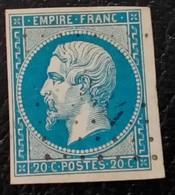 539 - 14 B -  PC 1834 Maillezais  Vendée 79 - 1853-1860 Napoleon III