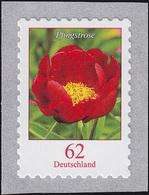 3121II Blume 62 Cent Sk Aus 500-Rolle Mit GERADER Nummer ** - Roller Precancels