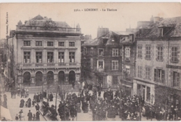 Bv - Cpa LORIENT - Le Théatre - Lorient