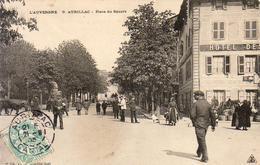 D15  AURILLAC  Place Du Square - Aurillac