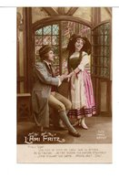 CPA - COUPLE / ALSACE / L'AMI FRITZ - Paare