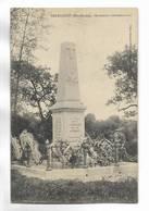 52 - BRAUCOURT ( Hte-Marne ) - Monument Commémoratif - Autres Communes