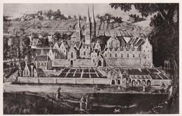 Abdij Van Egmont Toestand In De 16e Eeuw - Nederland