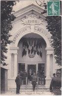 89. Exposition Nationale D'AUXERRE (1908). Exposition Des Beaux-Arts. 9 - Auxerre