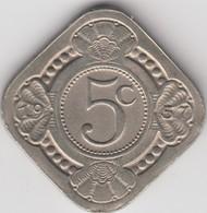 @Y@    Nederlandse Antillen   5  Cent  1957 ( 4635 ) - Antilles Neérlandaises