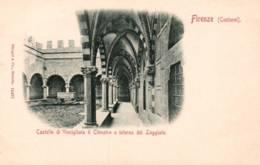 CPA - FIRENZE - CASTELLO Di VINCIGLIATA ... Edition Stengel Co - Firenze (Florence)