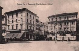 CPA - COMO - HOTEL BELLEVUE BRISTOL ... - Como