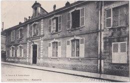 89. AUXERRE. Lycée De Jeunes Filles - Auxerre