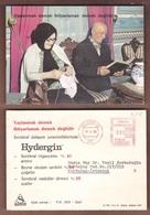 AC -  HYDERGINSANDOZ MEDICINE ADVERTISING POST CARD 17 SEPTEMBER 1970 - Werbung