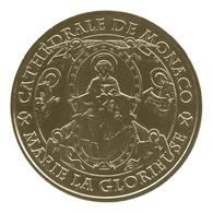 Monnaie De Paris , 2012 , Monaco , Cathédrale , Voute De La Marie Glorieuse - Monnaie De Paris