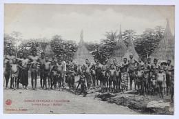 Congo Français Et Dépendances.Groupe Sango à Mobaye. - Französisch-Kongo - Sonstige