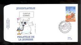 FDC - Cubitus / Dommel - B.D. -  Timbre N° 2578 - Tampon Opglabbeek - FDC
