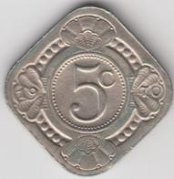 @Y@    Nederlandse Antillen   5  Cent  1970 ( 4640 ) - Antilles Neérlandaises