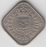 @Y@    Nederlandse Antillen   5  Cent  1975 ( 4643 ) - Antilles Neérlandaises