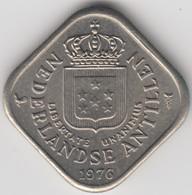 @Y@    Nederlandse Antillen   5  Cent  1976 ( 4644 ) - Antilles Neérlandaises