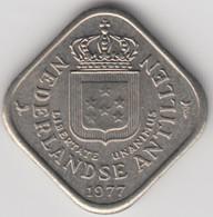 @Y@    Nederlandse Antillen   5  Cent  1977 ( 4645 ) - Antilles Neérlandaises