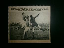F.C.Beringen-Stade Leuven: Voetbal 1949 - Documents Historiques