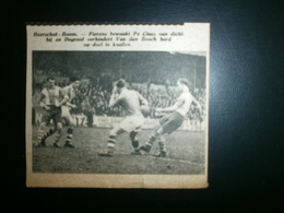 Beerschot-Boom: Voetbal 1949 - Documents Historiques