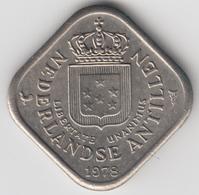 @Y@    Nederlandse Antillen   5  Cent  1978 ( 4646 ) - Antilles Neérlandaises