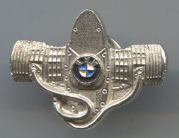 BMW - Car, Auto, Automotive, Vintage Pin, Badge, Abzeichen - BMW