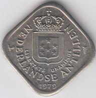 @Y@    Nederlandse Antillen   5  Cent  1979 ( 4647 ) - Antilles Neérlandaises
