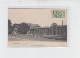 Erquelinnes La Gare 1908 - Erquelinnes
