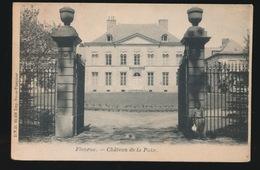 FLEURUS  CHATEAU DE LA PAIX - Fleurus