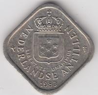 @Y@    Nederlandse Antillen   5  Cent  1983 ( 4651 ) - Antilles Neérlandaises