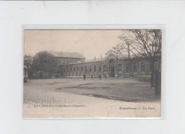 Erquelinnes La Gare  - Dvd - 10685 - Ecrite - Erquelinnes