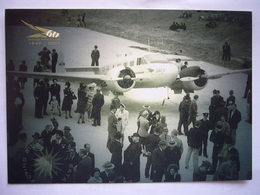 Avion / Airplane / SATA / 1947 / Sata's First Aircraft Açor / Airline Issue - 1946-....: Modern Era
