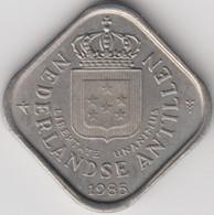 @Y@    Nederlandse Antillen   5  Cent  1985 ( 4653 ) - Antilles Neérlandaises