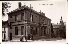 Cp Cours Rhône, La Mairie - France