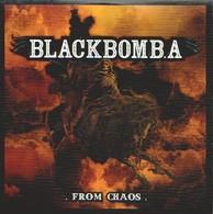 BLACK BOMB A - From Chaos - CD - Hard Rock & Metal