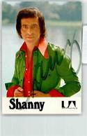 52860643 - Autogramm Shanny - Chanteurs & Musiciens