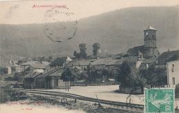 ALLARMONT - N° 13786 - LA GARE - Frankreich