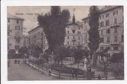 CP ITALIE   SAVONA Piazza Sisto IV - Savona