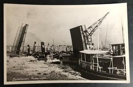 Rotterdam Zalmhaven/ Ships - Rotterdam