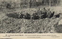Guerre De 1914-15 - Au Front - Trou De Marmite - D 2868 - War 1914-18