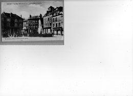 Decize-La Place Saint Just (n 2 ) Le Jet D'eau En Marche - Decize