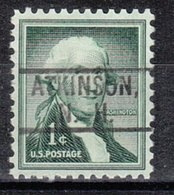 USA Precancel Vorausentwertung Preo, Locals New Hampshire, Atkinson 802 - Vereinigte Staaten